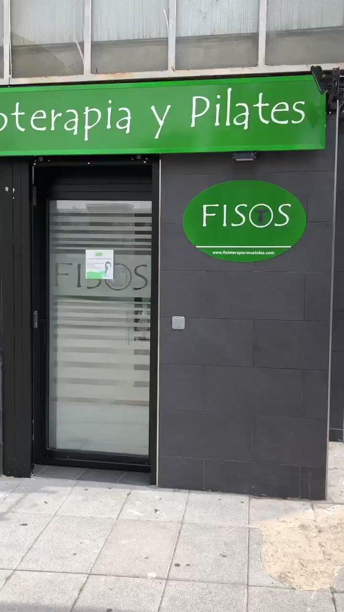Image for the Tweet beginning: ¿Necesitas un #Fisio o un