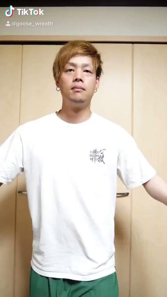 TikTokデビューしました!!!!