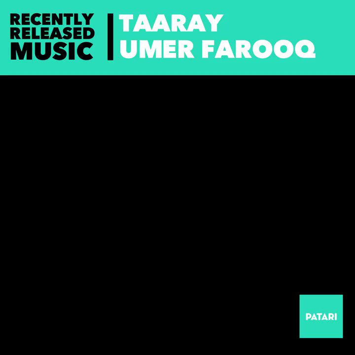 Apna wo raasta Hay teray saamnay Tera wo waasta Hay meray saamnay... Taaray by @umer1u ; slow, smooth and lovely. On Patari: bit.ly/300JWos Full video: youtube.com/watch?v=3Mb8o0… #Patari #UmerFarooq #Taaray