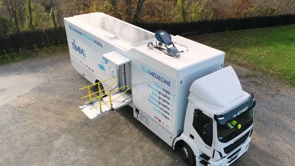 #FrenchHealthcare has #SolutionsForCOVID19 & #medical facilities: @designbyttk manufactures #mobile units, #IMeBIO invented a mobile #research #laboratory & @WeAreExyte's installing a #HighTech facility for the production of  #vaccines or as a #diagnostics laboratory for #COVID19
