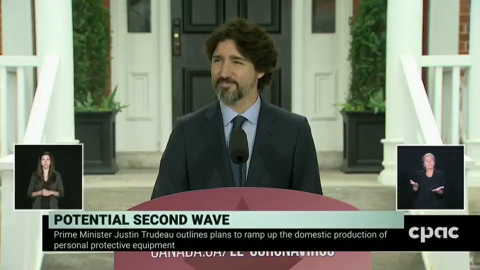 21 second pause before giving a classy answer. #Trudeau #TrumpIsACunt pic.twitter.com/77JzAjrSgA