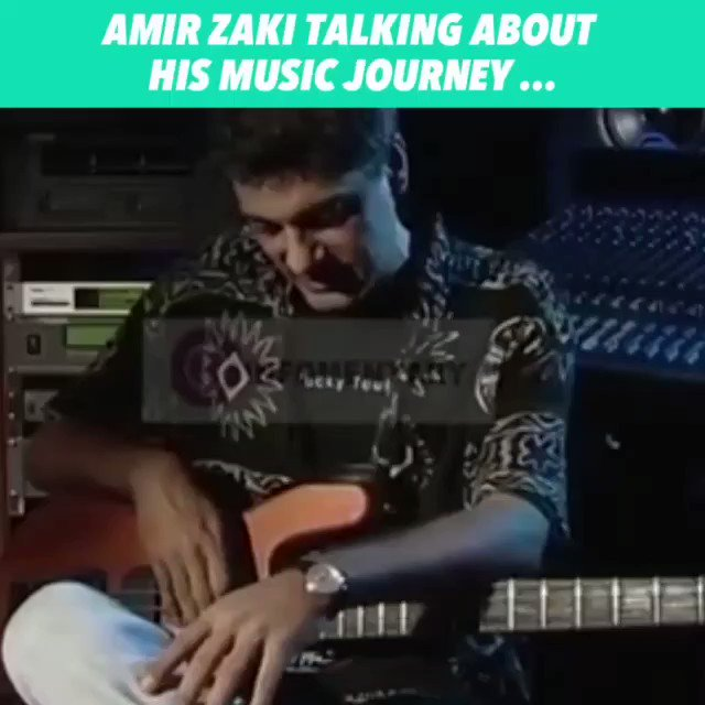 On the third anniversary of the guitar maestro Aamir Zaki, heres a nostalgic video in which hes telling about his music journey. #PatariNostalgia #AmirZaki #DeathAnniversary