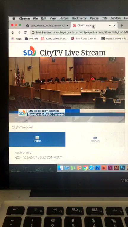 27 of the first 30 San Diego public comments ask to reject Mayor Faulconer's proposal to increase poloce budget #DefundThePolice #SanDiego pic.twitter.com/ZEdRRLkBvw