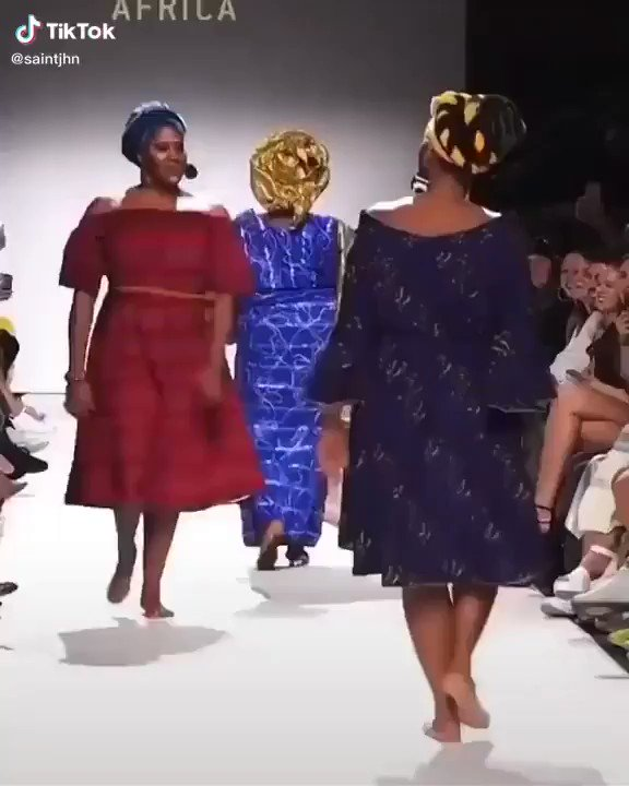 More of this, less of the haters #fashion #runway work that #ladiespic.twitter.com/5P4CLs2KfR