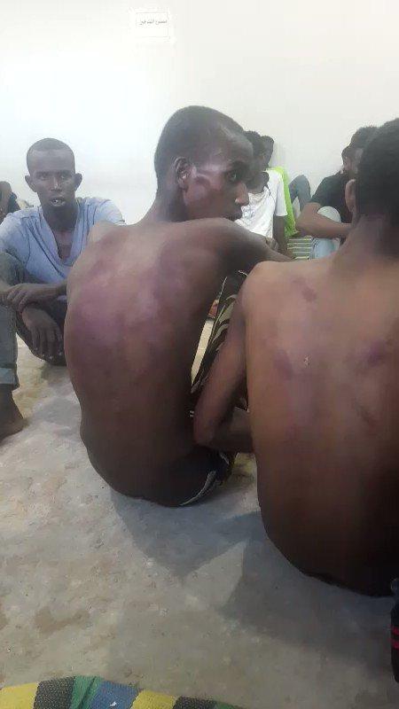 Thanks to Joe Biden,Obama,Susan rice,Clinton Africans are being enslaved in Libya.