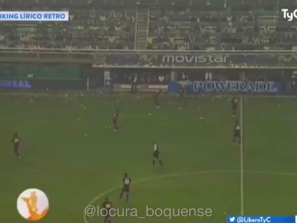 Y decían que Palermo no tenía técnica...
