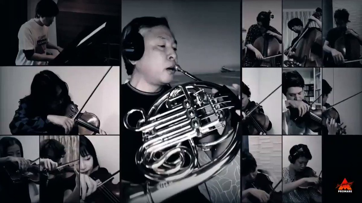 第3弾「PROMARE 1st Anniversary」×宅RECオーケストラ&リズム・アレンジなどを加えた最終Ver.『PROMARETHEME <PODv>MAX』です!!!Strings: Koichiro Muroya StringsHorn:Otohiko FujitaPiano:Hiroyuki SawanoMix Engineer:Mitsunori Aizawa▼視聴はこちら▼