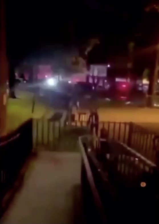 *VIDEO SHOW SENSTIVE CONTENT*WHAT YOU HEAR IN THE VIDEO IS #NYPD COPS SHOOTING SOMEONE THAT PEOPLE SAY IS 13 OR 35 THE SUSPECT GOT FIRED AT 19 TIMES I BELIEVE THIS IS JUST SAD!#NYPDOutOfControl #NYPD #POLICE #RIOTS #RIOTS2020 #CRAZY #SAD 19 Times.