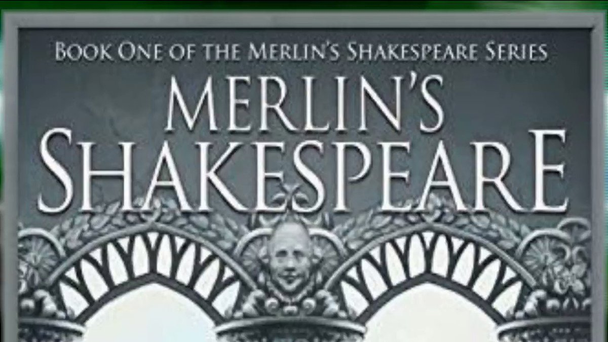 #rt #fantasy #ya #kindle #audible  Merlin's Shakespeare @CarolAnneDougl1   #tbr #asmsg #iartg #amreading