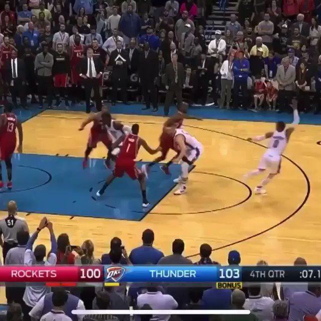 Remember when Westbrook dunked all over Capela for the winpic.twitter.com/AapYOBV7fs