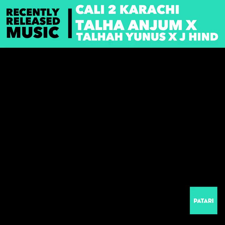 From CALI TO KARACHI with Young Stunners and J Hind! 🔥🔥🔥 Listen on bit.ly/36W3Mmd Full video: youtube.com/watch?v=o2vuJc… #Patari #YoungStunners #JHind #Rap #Cali2Karachi