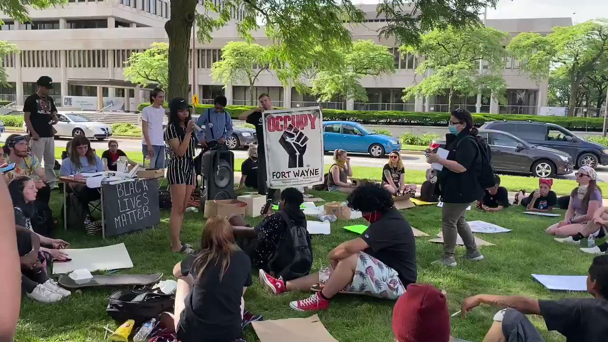 UPDATE: Day 6 protesters are collecting signatures to file a class action and civil lawsuit.