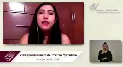 @MBarbosaMX #Versus Prensa  #Puebla gobernada por #Morena   Y así las respuestas del Gobierno, sin ninguna solución.  ...denuncia y presenta las pruebas yo investigo todo, investígate tú Lkra...
