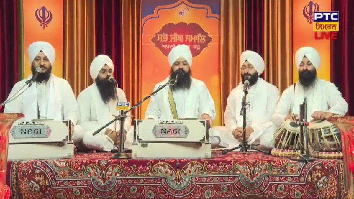 #waheguru #bhaiamandeepsinghji  #bhaiamandeepsingh #bhaisahibamandeepsinghji #bhaisahibamandeepsingh #tiktok #instagood #bibikaulanwale #amritsar #darbarsahib #goldentemple #live #performance #stage #music #ptc #simran #motivational #video #anmol #vachan #nitnem #babadeepsinghji