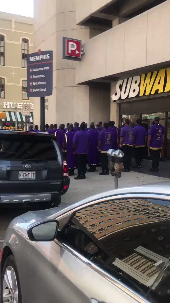They brung the Black Army to a protest 😳😳😳😳😳😳😳😳😳😳😳😳  https://t.co/NCwD9rVF8o
