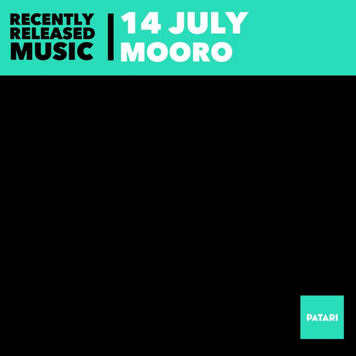 Twist pay twist in @Mooroo4 s new single 14 July in collab with Bigfoot. Listen on Patari: bit.ly/2MufScI Full video: youtube.com/watch?v=6i37h5… #Patari #Mooroo #Bigfoot #14july #Pop