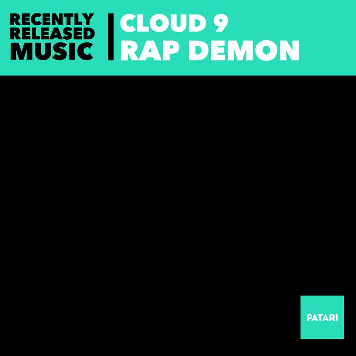Cloud 9 aur scene high with @therealrapdemon on Patari: bit.ly/3eQ0BiM Full video: youtu.be/9F06Zxc7fa0 #Patari #RapDemon #cloud9 #rap