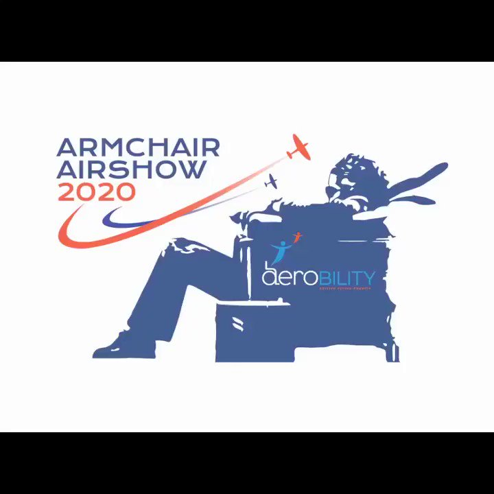 Not one, but six, former and current members of the Royal Air Force Aerobatic Team, the Red Arrows, including Squadron Leader Martin Pert (Red1,) are set to take part in this year's inaugural International Armchair Airshow! #RedArrows #Airshow2020 #ArmchairAirshow #AVGeeks