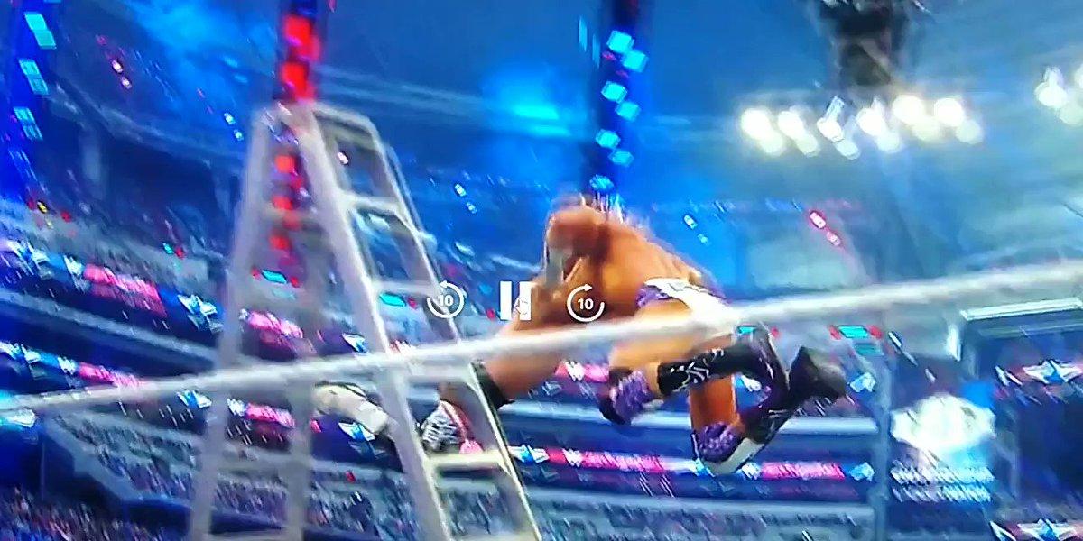 Watching the Intercontinental championship match at #wrestlemania32 @TheMattCardona @HEELZiggler https://t.co/vvUNwNw6Y0