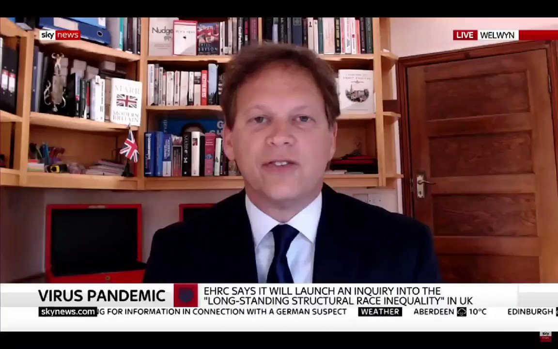 Grant Shapps - We only came to Government in December 🤔 So the past 10 years of Tory Govt just gets airbrushed from history.