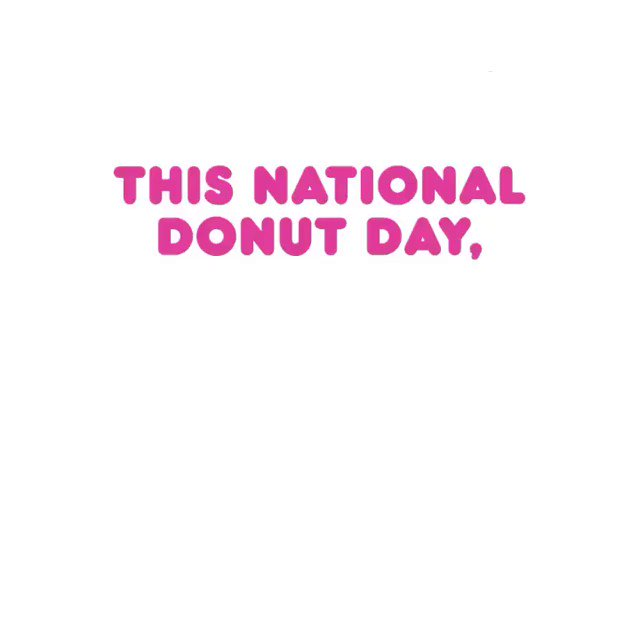 #ContestAlert We can't contain our excitement as today's the day for what we love the most! This #NationalDonutDay, 🍩participate with us and a lucky winner will win a Box of 6 All Time Favourite Donuts! Rightly guess the names of the donuts these emojis represent. #DunkinIndia https://t.co/LgmNqk2HwJ