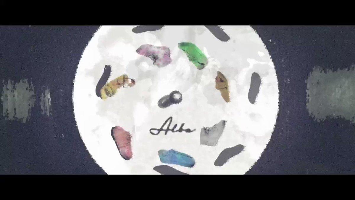 須田景凪「Alba」MV新曲のMVを公開しました素敵なCGアニメーションは吉野耕平さん(@ysnlake)に制作して頂きましたよろしくお願いします✌🏻