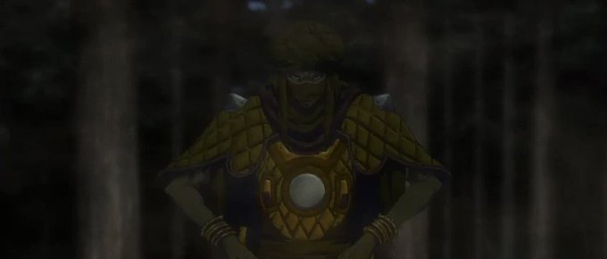 Key Animation: Jiro Kanai (金井 次朗) (?)Movie: Berserk: The Gol