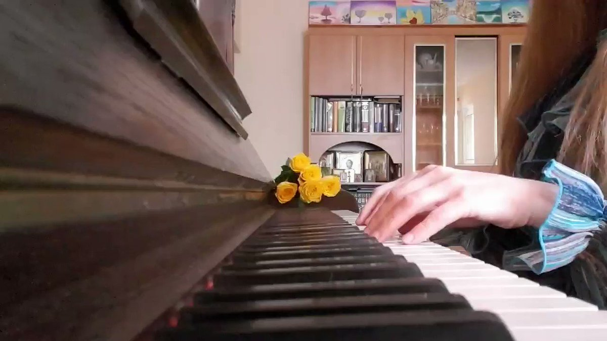 #MycomposedMusic #piano #Music #YouTuber   The Truth is that MUSIC is the soundrack of my Life pic.twitter.com/oAtYS05Cno