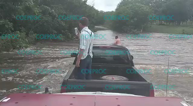 Image for the Tweet beginning: 🔴 Protección Civil de #QuintanaRoo