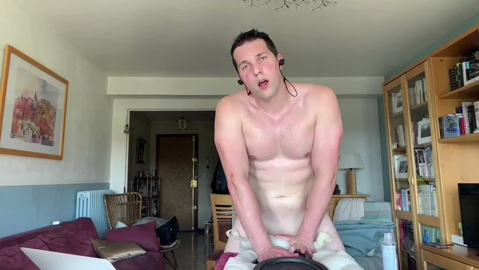 friday's video is here! here is some more fleshlight fucking POV sweaty and dirty talking! Like and retween