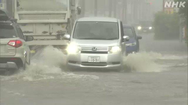 関東甲信地方では夜遅くにかけて、局地的に雷を伴った激しい雨が降るおそれがあります。気象庁は最新の気象情報に注意するよう呼びかけています。(映像は前橋市 午後3時すぎ)