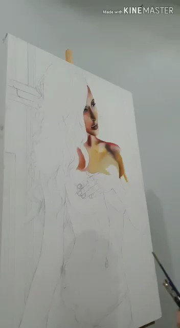 A glimpse of my latest piece under construction❤️ wendysart.co.za