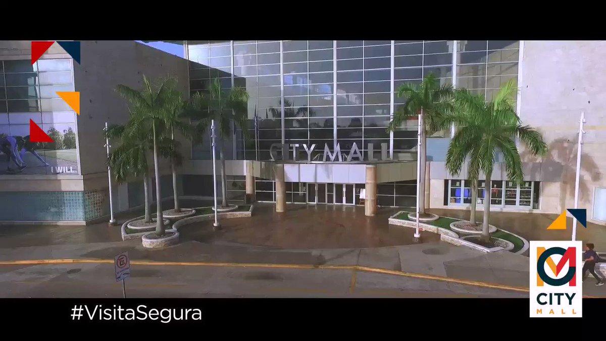 ¡Hacer tu #VisitaSegura es nuestra prioridad! En City Mall reforzamos todas las medidas de bioseguridad y limpieza para brindarte un ambiente seguro durante tu visita.  #CityMallHND https://t.co/UPoe4iETaB
