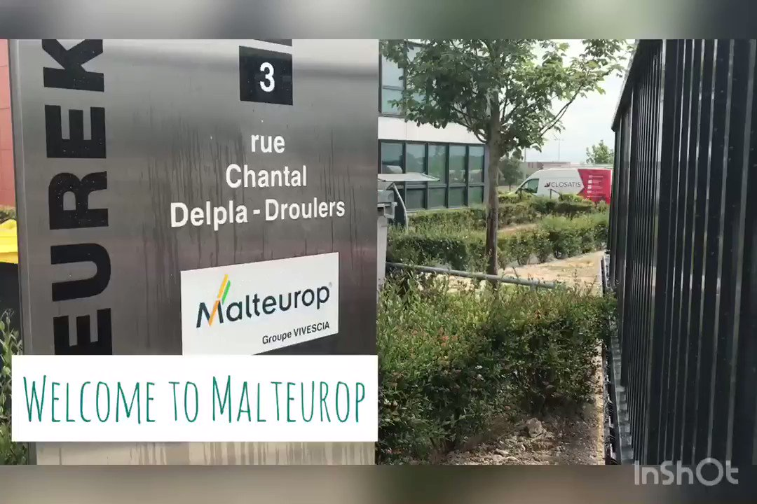 End of the #lockdown 🙂 ... do you want to visit our head office in #Reims | France ? #barley #malt #beer #Covid19 Music : @iksonmusic - libre - TAKE CARE 😷 https://t.co/oCnUeNbXZA