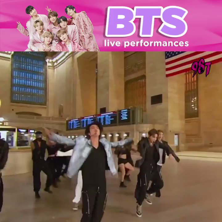 Because we are all in the #2020BTSFESTA mood to celebrate @BTS_twts 7th anniversary, here are a couple of their live performances that we really love (tbh it was pretty hard to pick). Which is your fav live performance from #BTS? Tweet us!