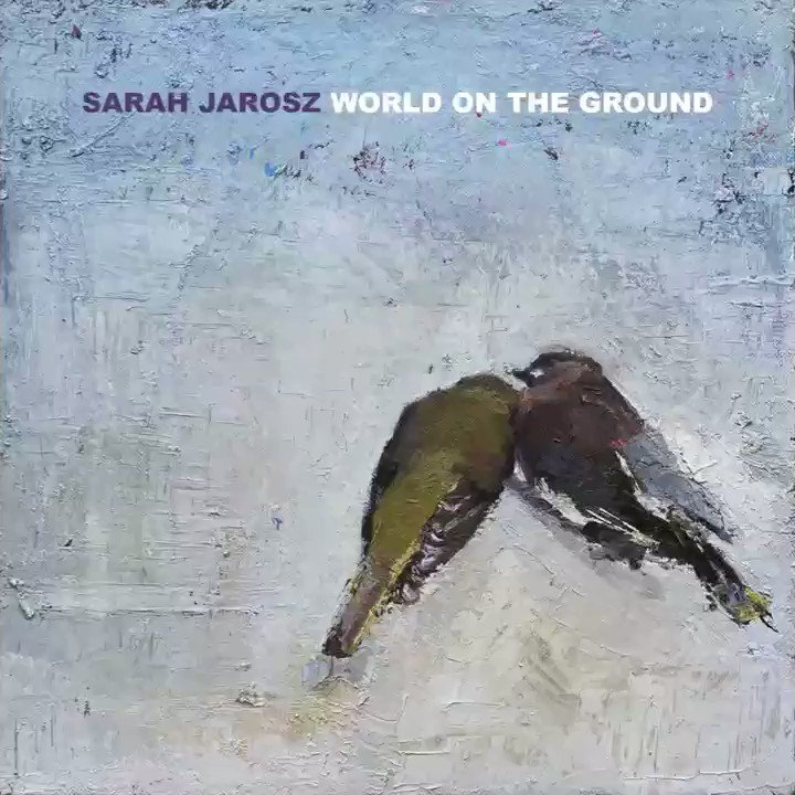 World On The Ground, the stunning new album from our very own @sarahjarosz is out now 🌎💫 🔗 to listen: found.ee/SJWorldOnTheGr…