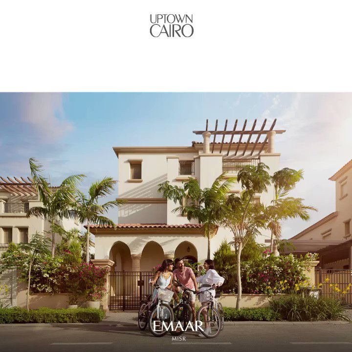 Revealing one of Uptown Cairo's most magnificent hidden gems; Alba Alyah, the most charming neighborhood with its stunning walkways and picture perfect homes, leaving nothing to be desired.  #Emaar #EmaarMisr #HiddenGemsUncovered https://t.co/1jsKliuYpE