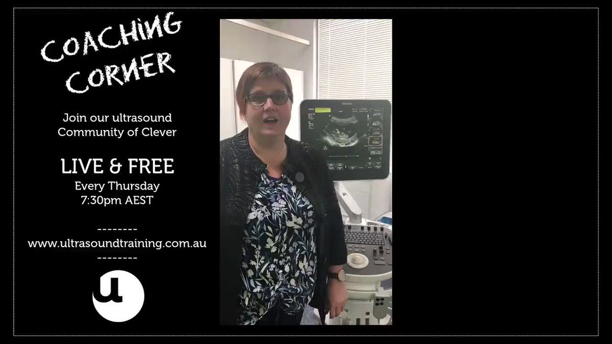 Excited for tomorrow's @zedunow #POCUS #coachingcorner 📺Tune in as @jaffa_md chats telepocus tech 🕹️ PLUS @i_c_sound takes the stress out of early pregnancy assessment 🤰 Join our community of clever 🔥LIVE & FREE🔥 Thursday 7:30pm AEST ultrasoundtraining.com.au/courses/catego… @PhilipsPOCUS