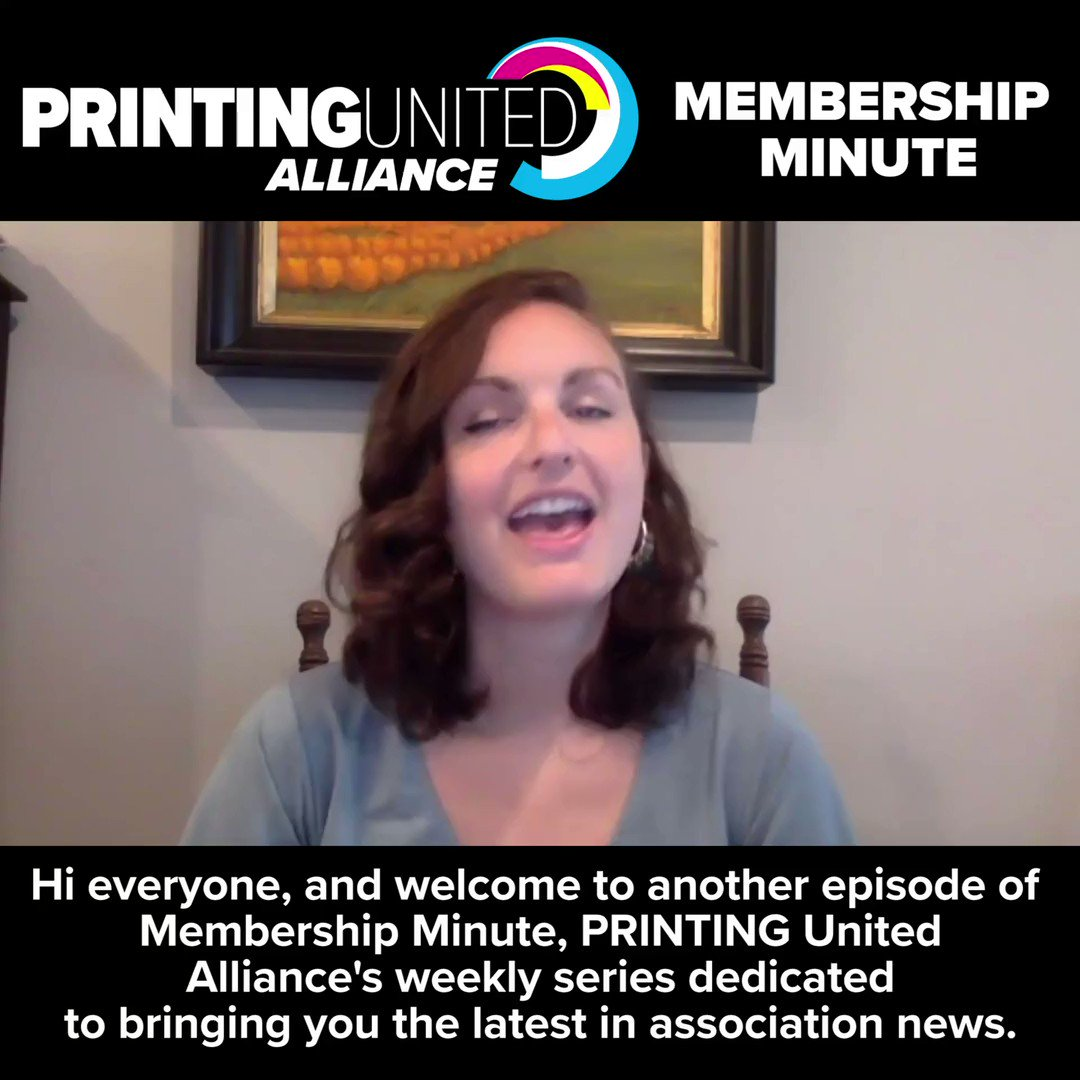 Image for the Tweet beginning: This week's #MembershipMinute gives a