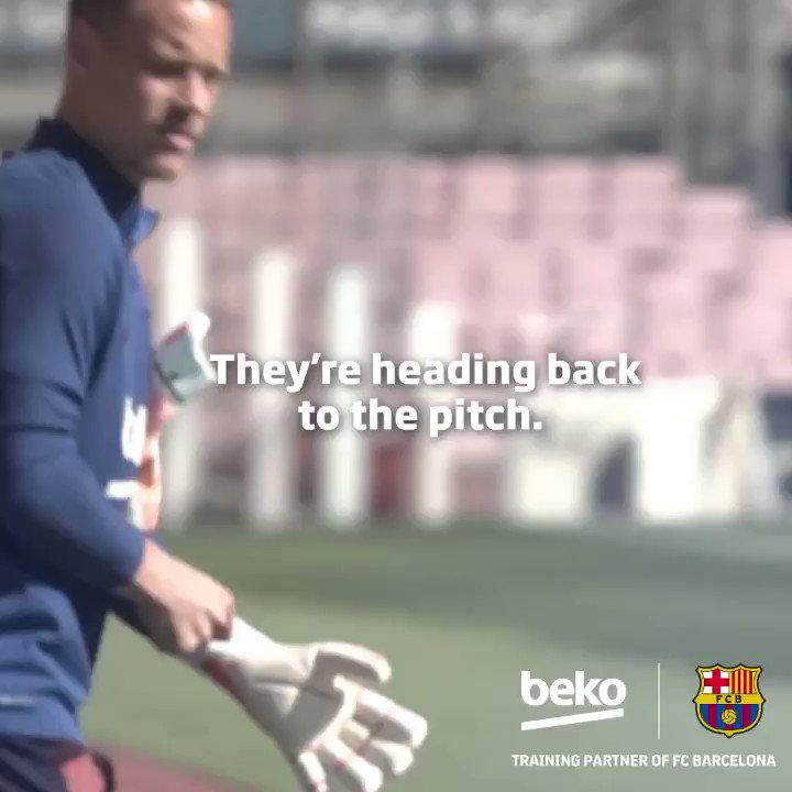 The excitement is back! Good luck @FCBarcelona for the rest of the season! https://t.co/wVUo5WXMFH