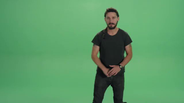 Happy 34th Birthday to the LEGEND Shia LaBeouf.