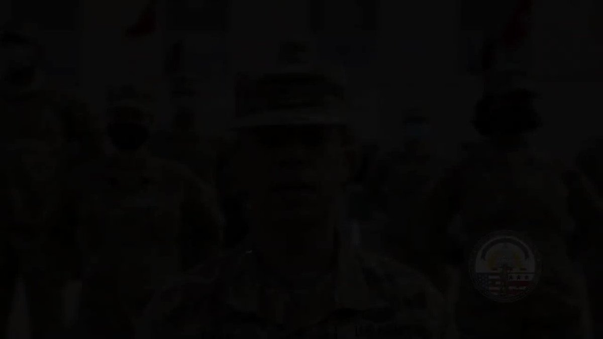 """As Capital Guardians, you've answered the call..."" Brig. Gen. Aaron R. Dean II, Adjutant General, D.C. National Guard, presents his message to all DCNG members activated in support of the civil unrest response in Washington, D.C. #DCStrong #DCNGStrong"