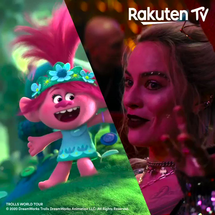 With @RakutenTV you'll never be stuck on what to watch each weekend 🎬 https://t.co/m3bdOhOBr3