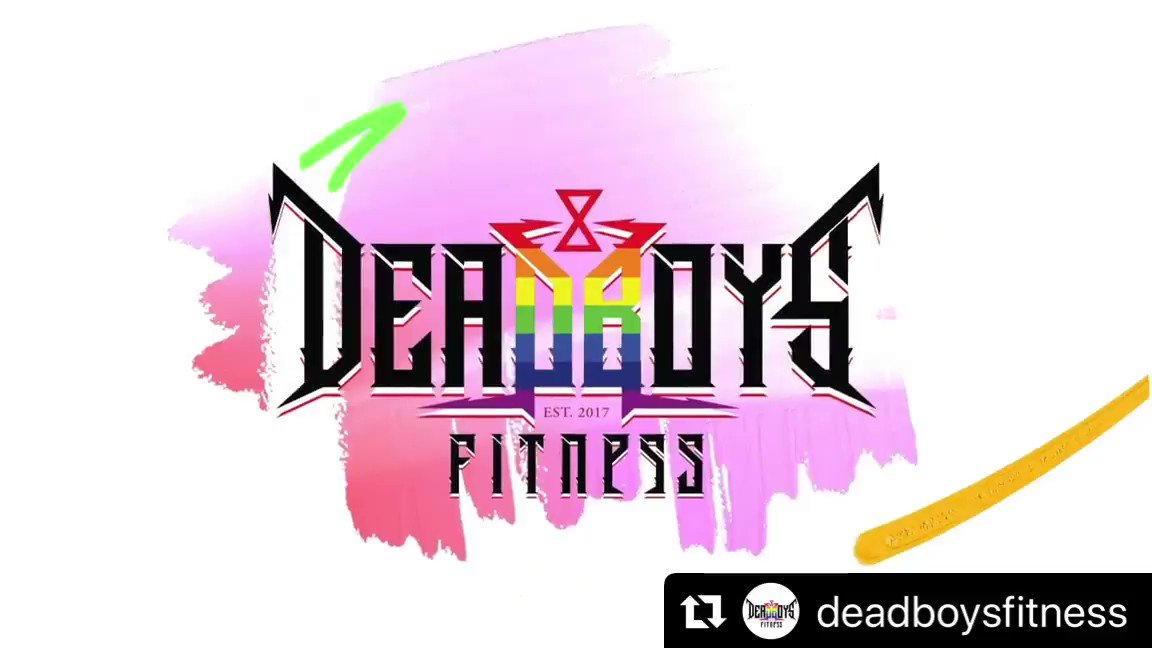 Today I've never been more proud to team up w/ @WWERollins & @outwod to bring to you my total body-no weight circuit!Thank you for proudly supporting equality,inclusion,& love. Workout on https://t.co/7hTR9kLQGY 🙌🏽 #BlockTheHate 🏳️‍🌈 #DeadboysFitness #OUTWOD #Pride #HappyPrideMonth https://t.co/voyhlfYZJM