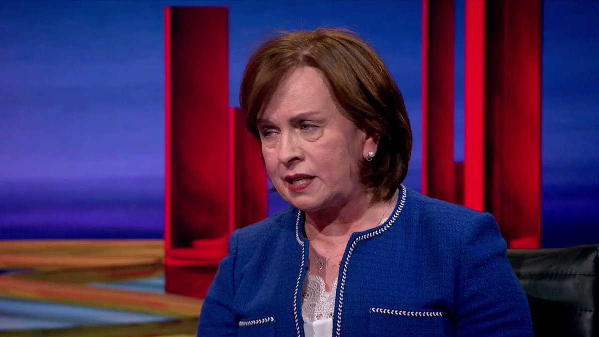 'Relaxed' about a Brexit extension if the PM wants one. @DianeDoddsMLA tells @MarkCarruthers7 #bbctheview