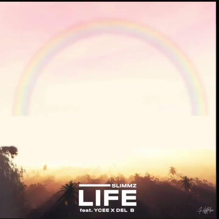 Life @Slimmzbigthingz X @iam_YCee & @iamDelB is out #Life #NewMusic