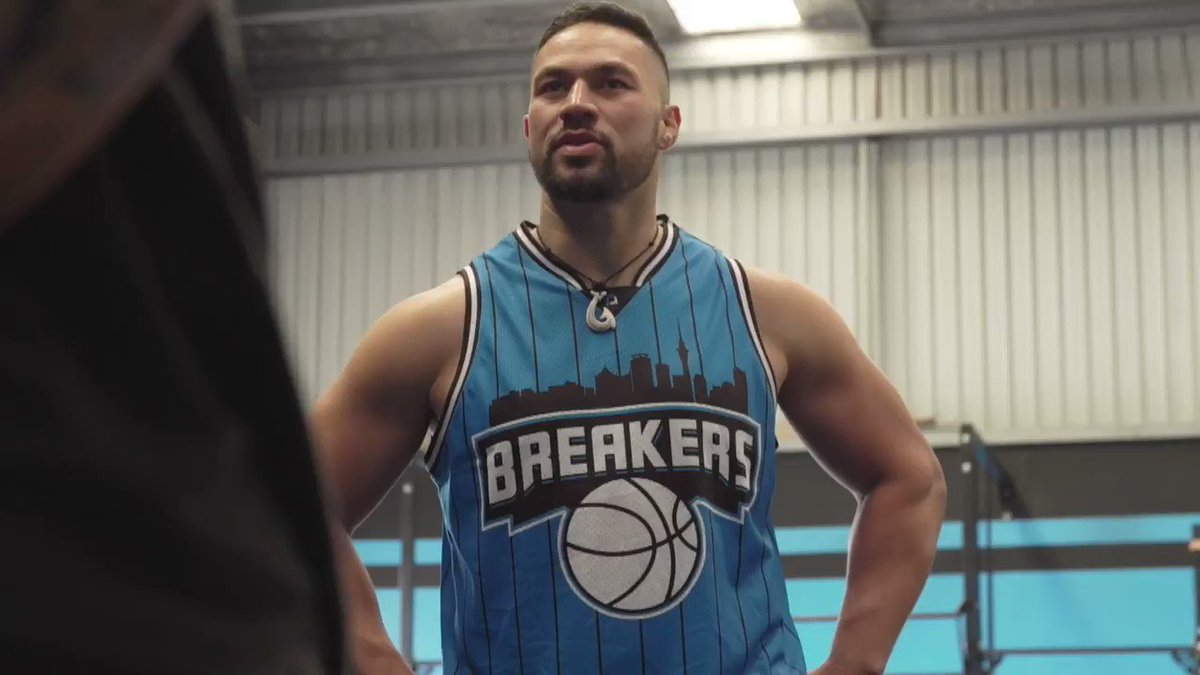 This is really what went down at that training session with @joeboxerparker...#UNBREAKABLE