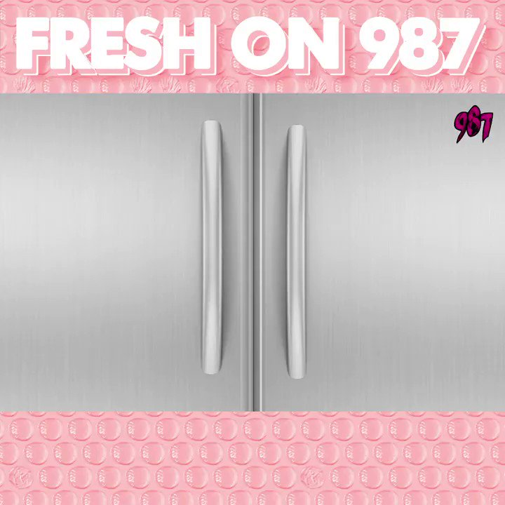 FRESH ON 987: 💦 Its a brand new week which means were adding brand new songs to the playlist! Featuring tracks from @SamFeldtMusic, @ajmitchell, @jasonderulo, @surfacesmusic & more! Download & hear us on the meLISTEN app now: bit.ly/987_melisten!