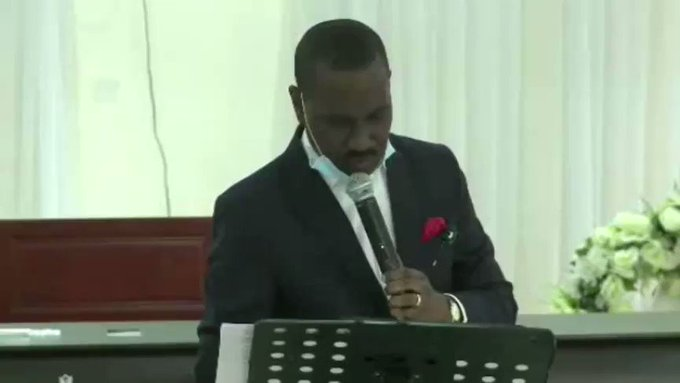 Touching: Pastor Ituah Breaks Silence On Death Of His Wife Ibidun Ighodalo {Video}