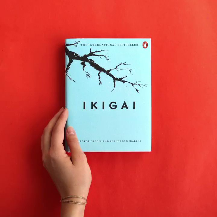 What if book covers were alive? #ikigai #ikigaibook @PenguinBooks